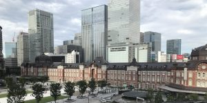 東京駅の周辺